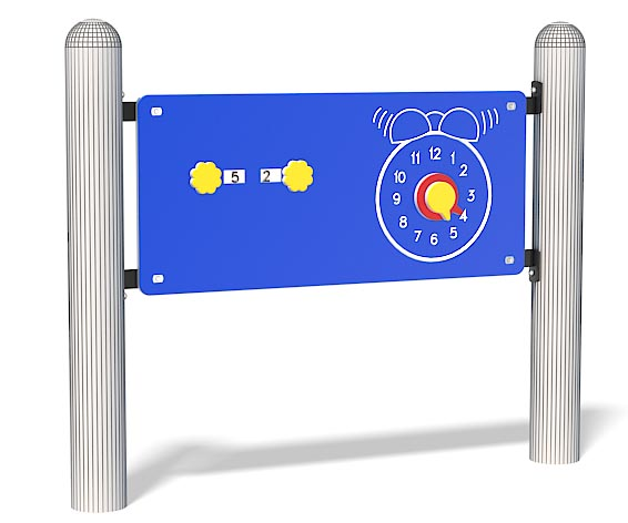Mini Clock Panel | Henderson Recreation