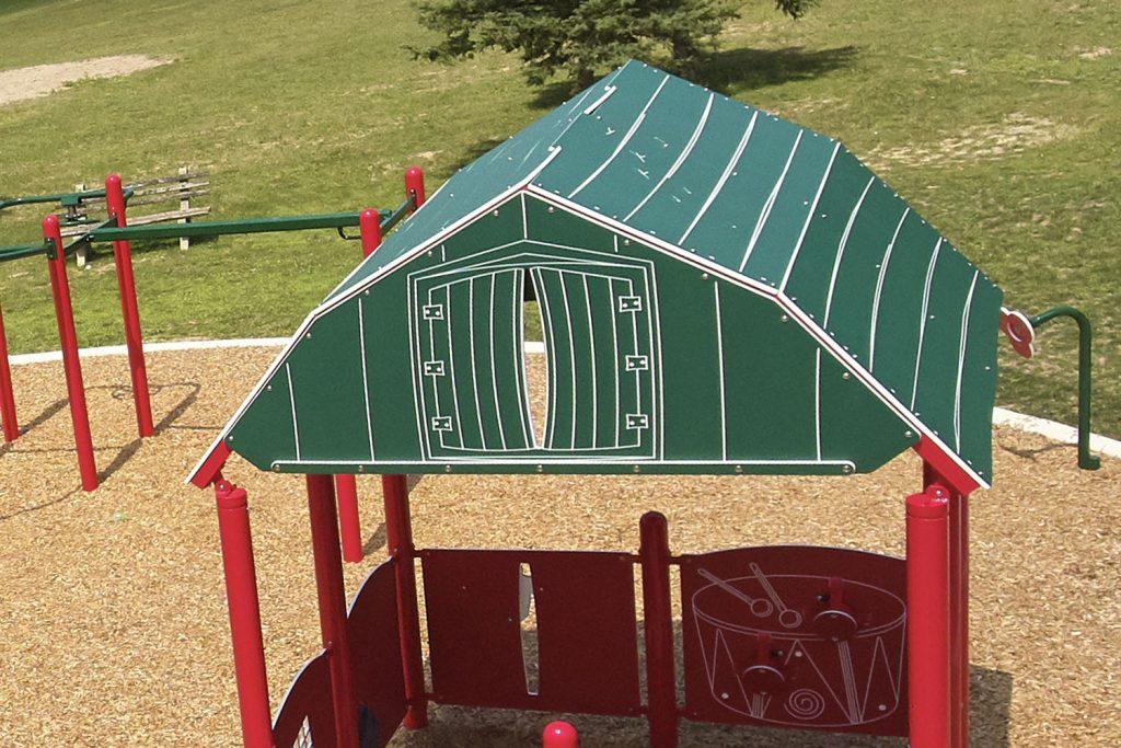 Large Barn Roof