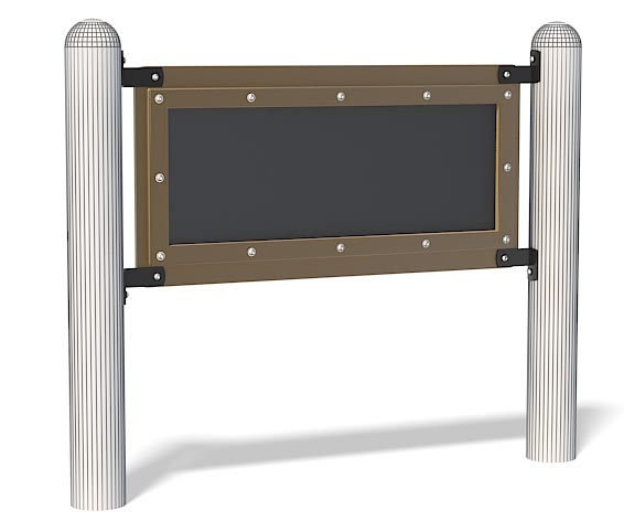 Mini Chalkboard Panel | Henderson Recreation