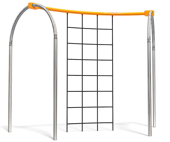 Cosmic Strings playground equipment