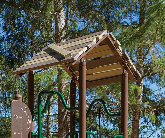 Playfort Roof for Playground | Playground Fun for ChildrenPlayfort Roof for Playground | Playground Fun for Children