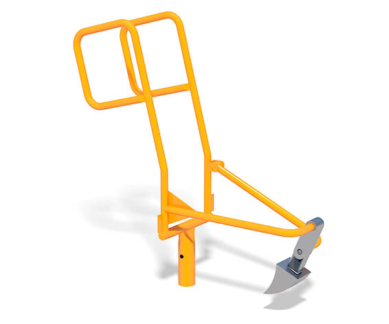 Accessible Digger for playground   Henderson Recreation