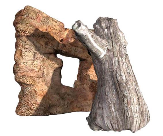 Tree Rock Climber for Playground | Playground Fun for Children