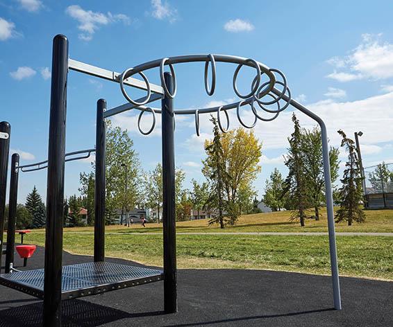 270° Loop Challenge For Playground | Henderson Recreation