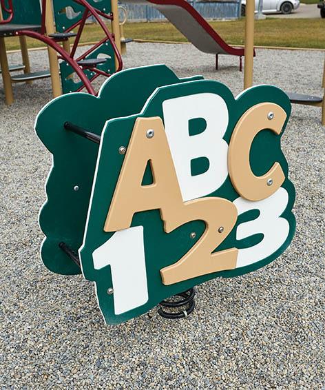 abc motion toys for preschool kids