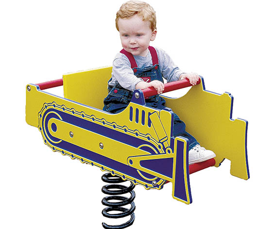 Bulldozer Motion Toy