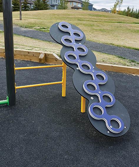Inclined Board For Playground Fun | Fun & Creative Climbing Activity
