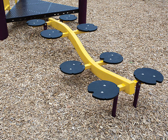 Leap Frog Link For Playground | Versatile Playground Component