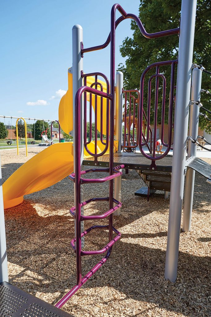 Mineshaft Link For Playground | Space Saving | Henderson Recreation