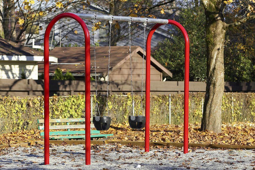 Single Bay 8ft Arch Swing