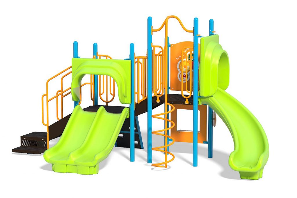 Playground Structure Model B304101R0 | Henderson Recreation tion