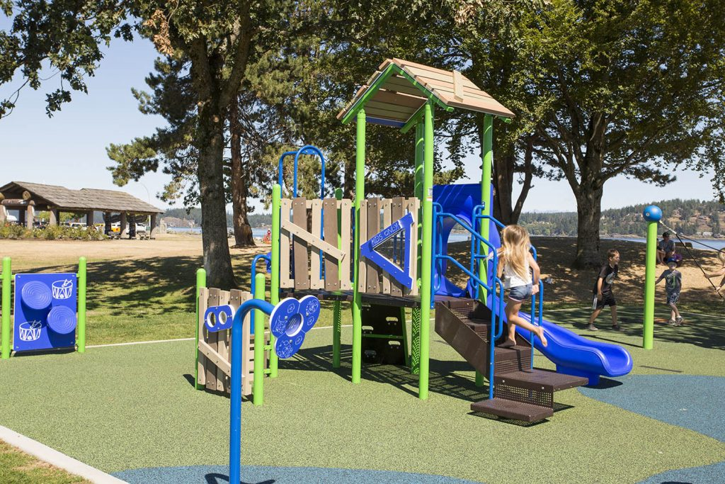 Playground Structure Model B302801R0 Jr. Unit | Henderson Recreation
