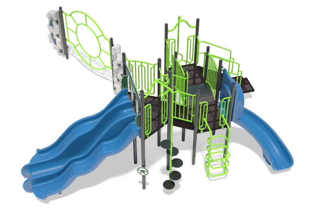Playground Structure Model B303131R0 | Henderson Recreation