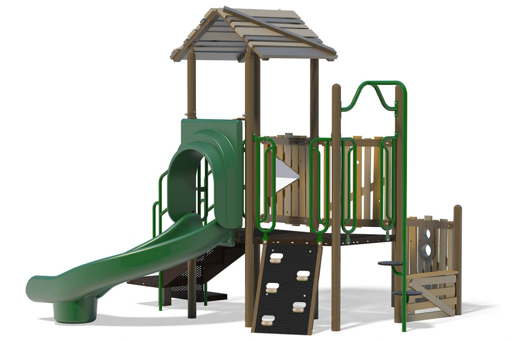Playground Structure Model B303132R0 | Henderson Recreation