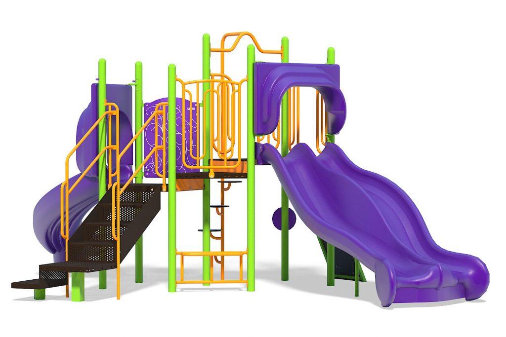Playground Structure Model B304252R0 | Henderson Recreation