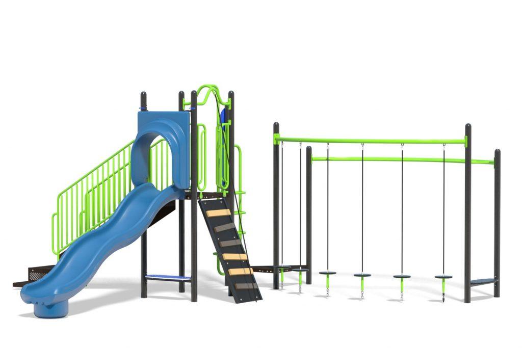 Playground Structure Model B304253R0 | Henderson Recreation