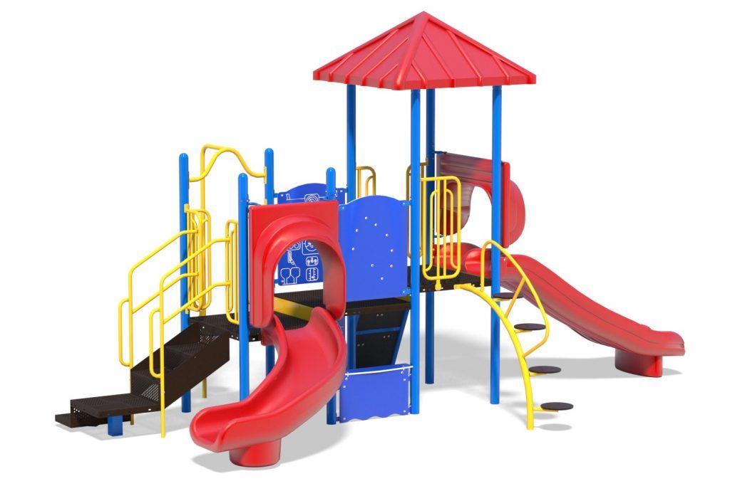 Playground Structure Model B304255R0 | Henderson Recreation