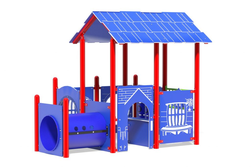 Playground Structure Model B304258R0 | Henderson Recreation