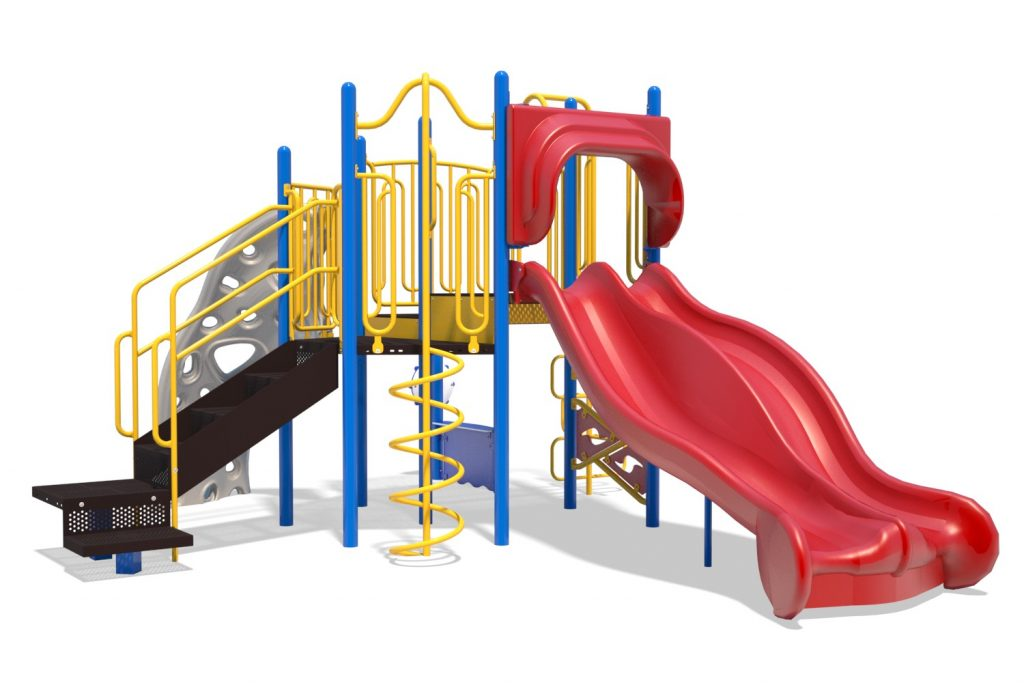 Playground Structure Model B304262R0 | Henderson Recreation
