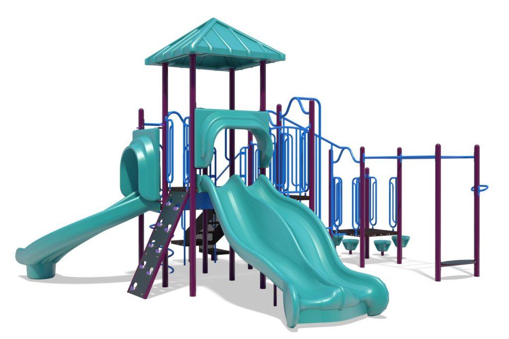 Playground Structure Model B304263R0 | Henderson Recreation