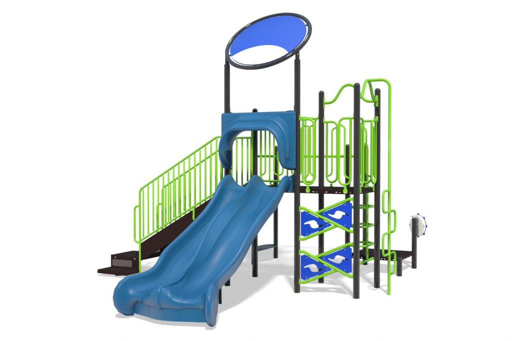 Playground Structure Model B304266R0 | Henderson Recreation