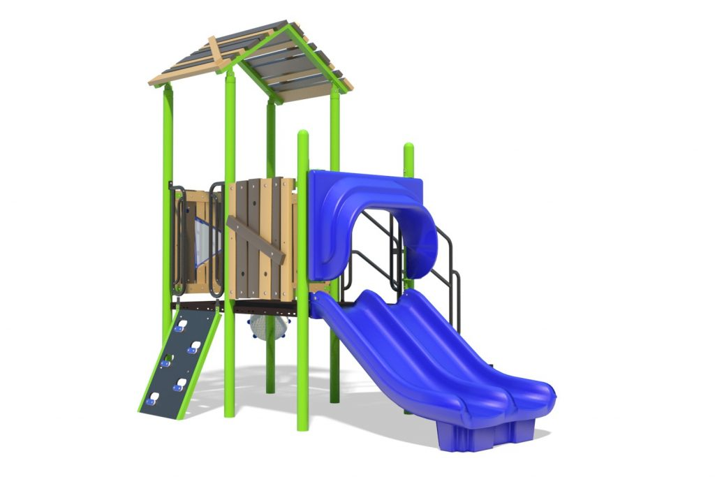 Playground Structure Model B304267R0 | Henderson Recreation