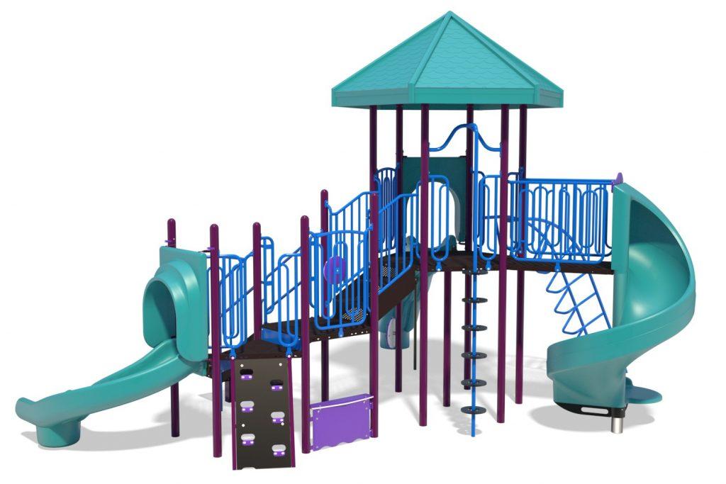 Playground Structure Model B304280R0   Henderson Recreation
