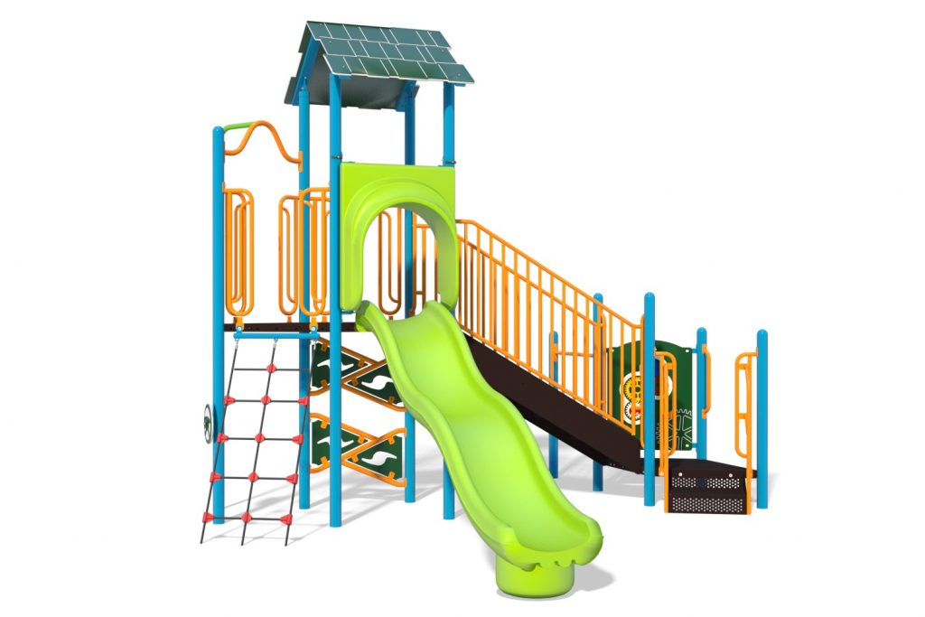 Playground Structure Model B304281R0   Henderson Recreation