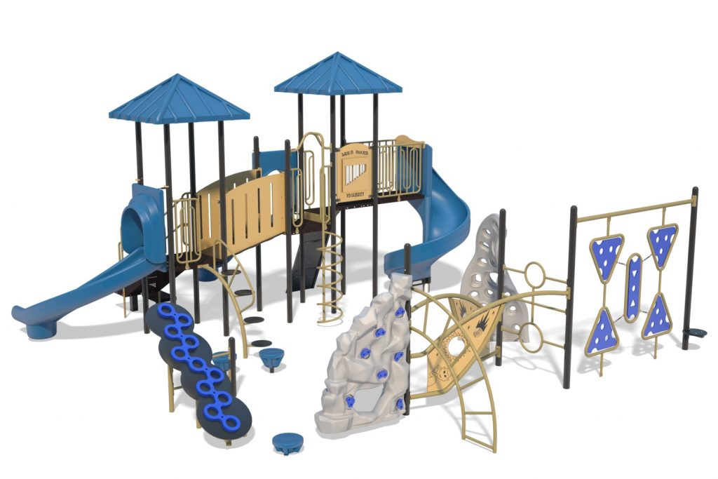 Playground Structure Model B304282R0   Henderson Recreation nderson Recreation