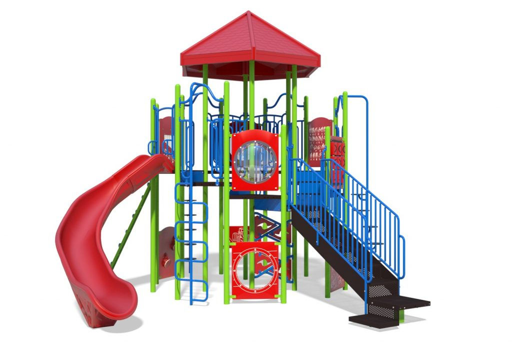 Playground Structure Model B304283R0 | Henderson Recreation