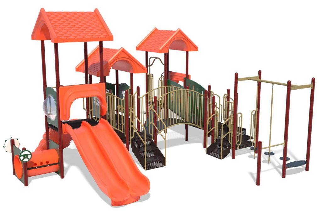 Playground Structure Model B304284R0 | Henderson Recreation