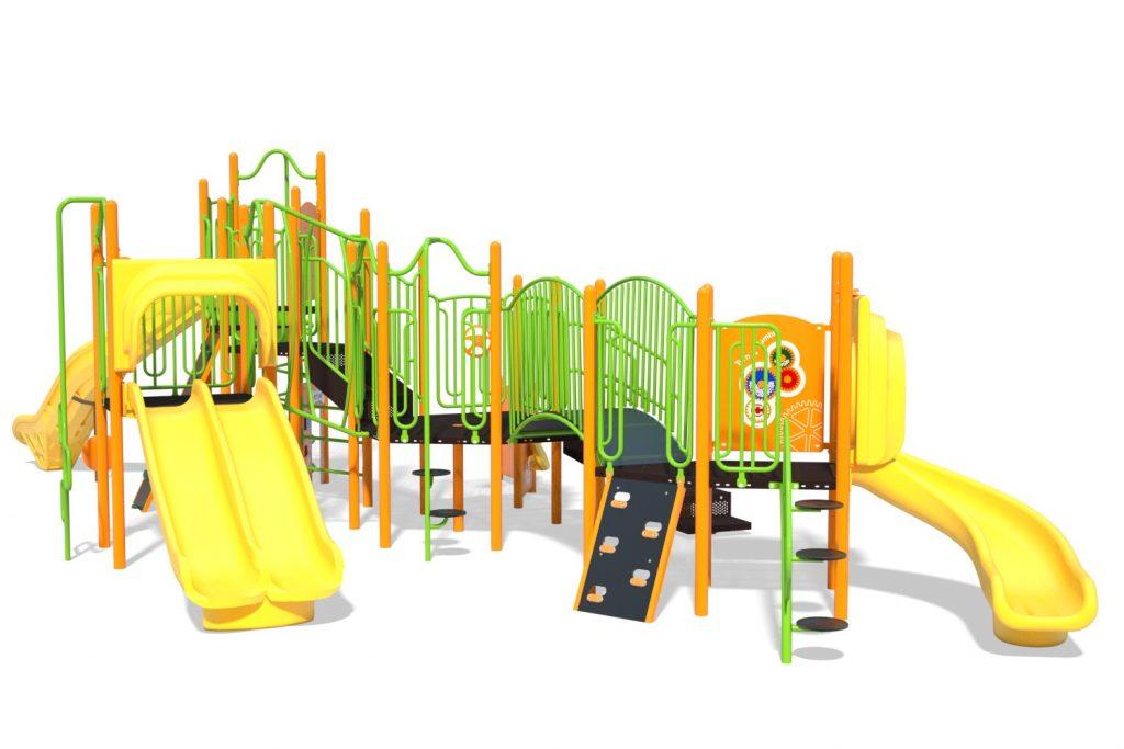 Playground Structure Model B304287R0   Henderson Recreation
