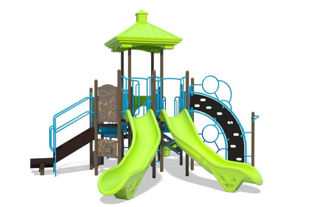 Playground Structure Model B304289R0 | Henderson Recreation