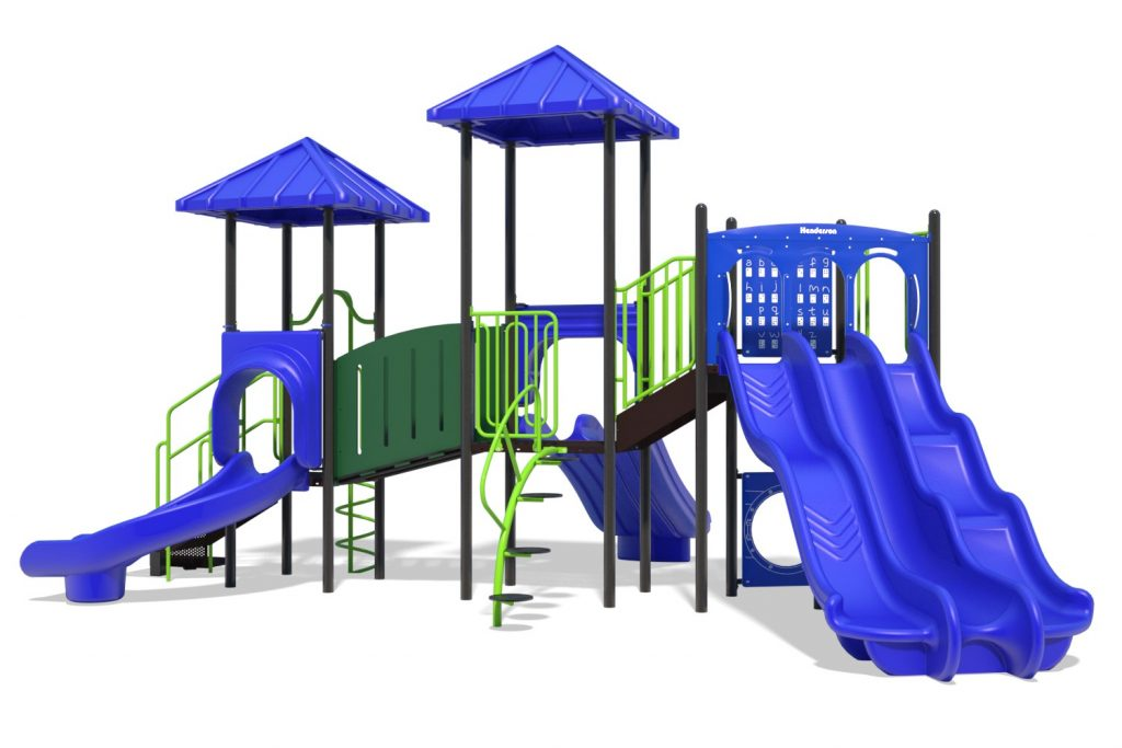 Playground Structure Model B304290R0 | Henderson Recreation