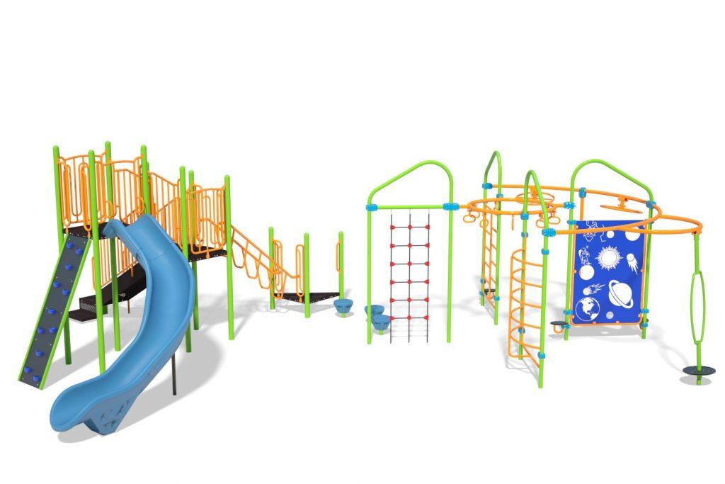 Playground Structure Model B304291R0 | Henderson Recreation