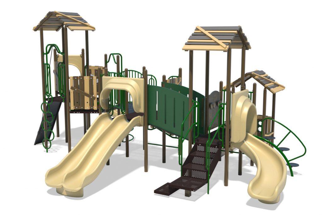 Playground Structure Model B304298R0 | Henderson Recreation