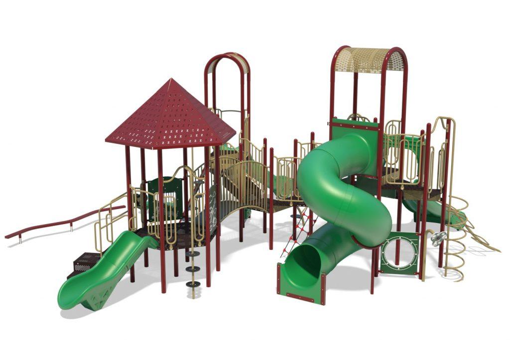 Playground Structure Model B304300R0 | Henderson Recreation