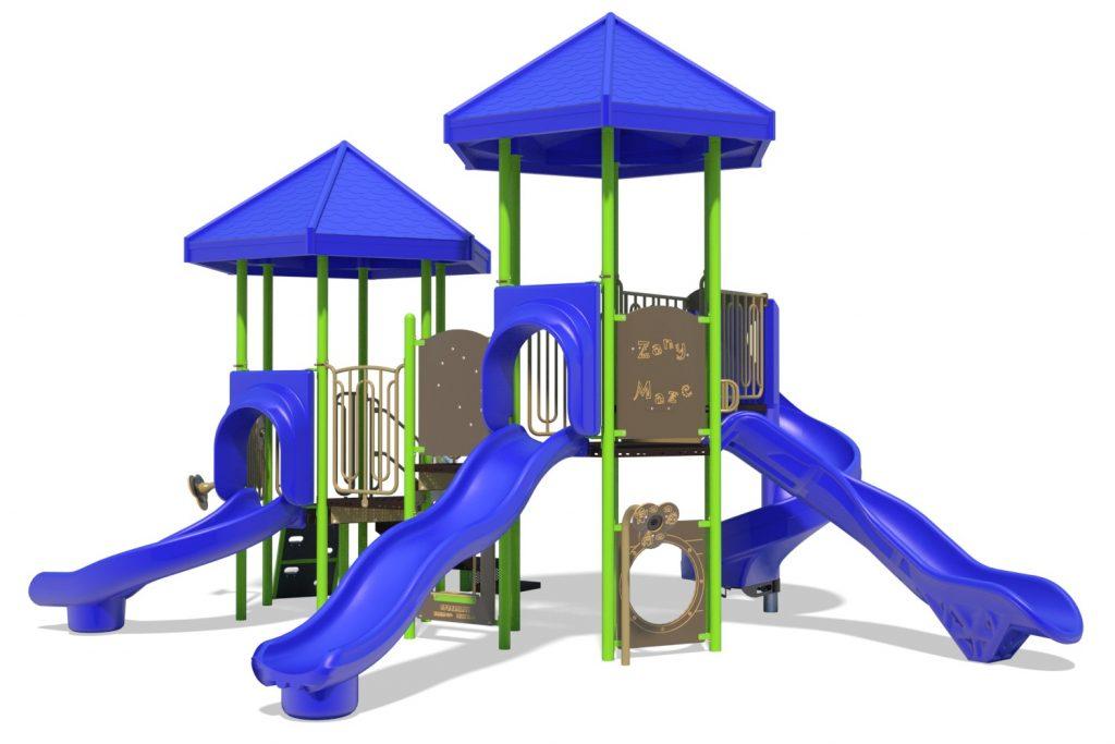 Playground Structure Model B304301R0 | Henderson Recreation