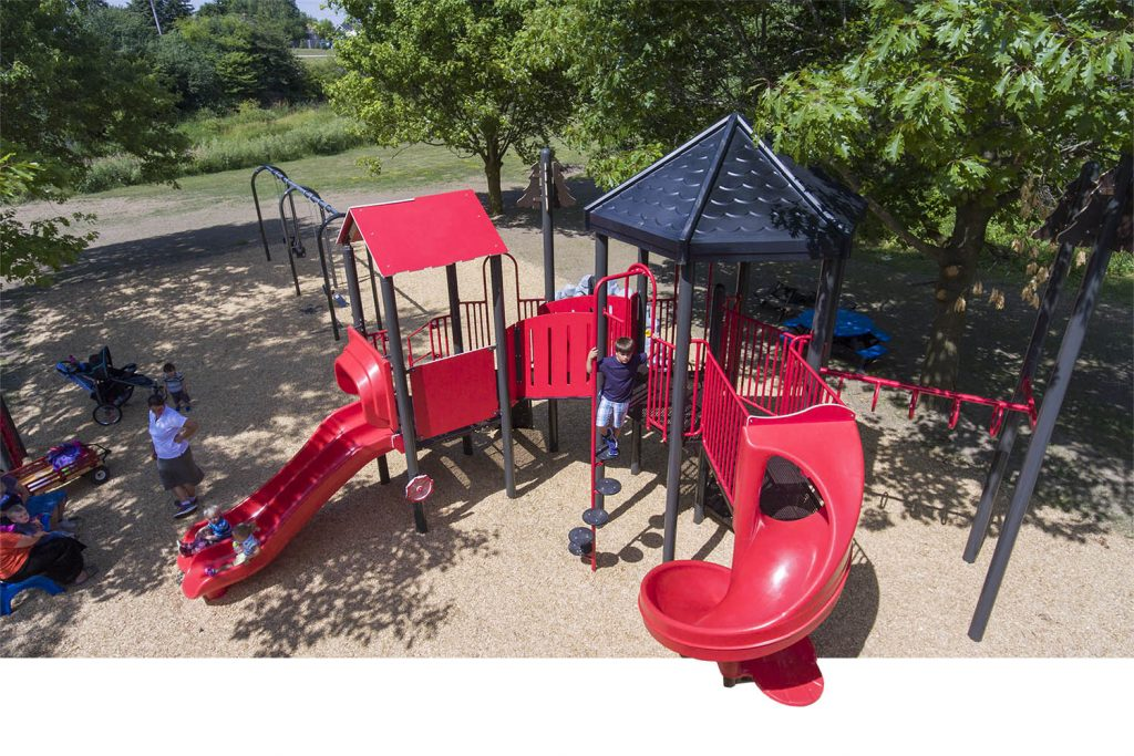 Playground Structure Model B501330R1 | Henderson Recreation