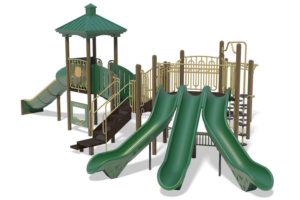 Playground Structure Model B501532R0 | Henderson Recreation