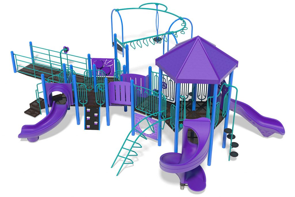 Playground Structure Model B501538R0 | Henderson Recreation