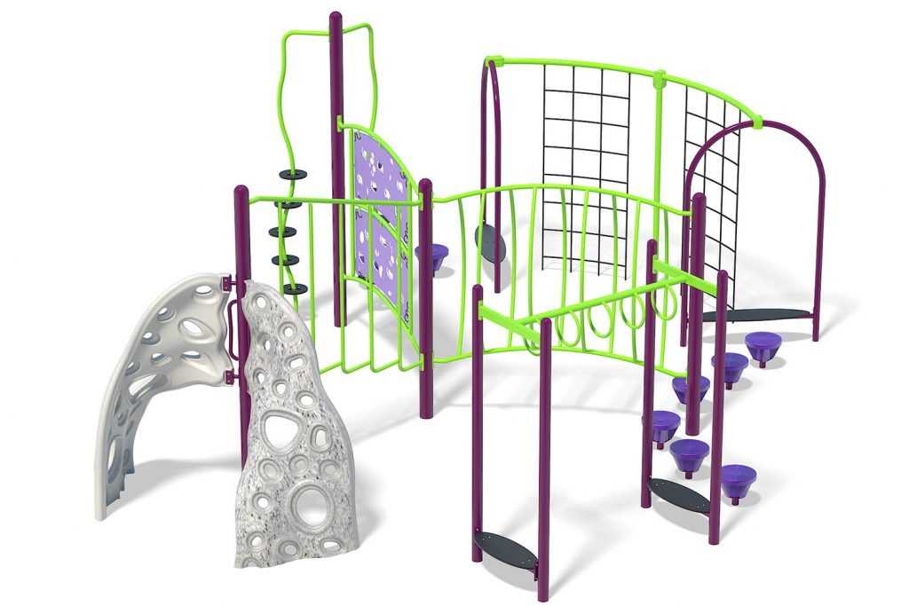 Playground Structure Model B303144R0 | Henderson Recreation