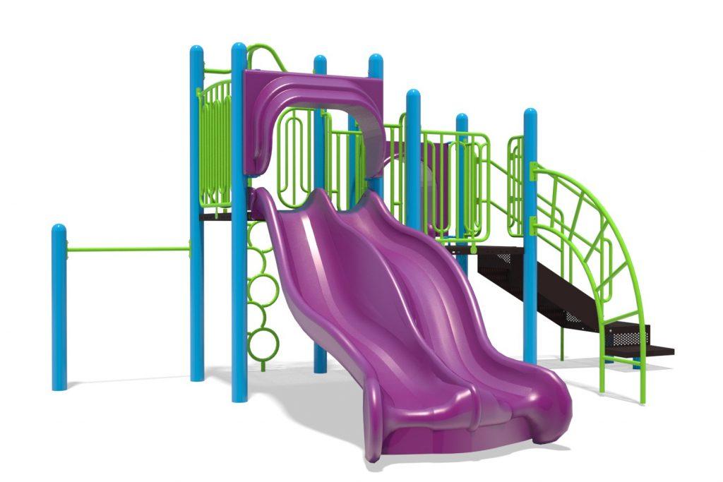 Playground Structure Model B502258R0 | Henderson Recreation