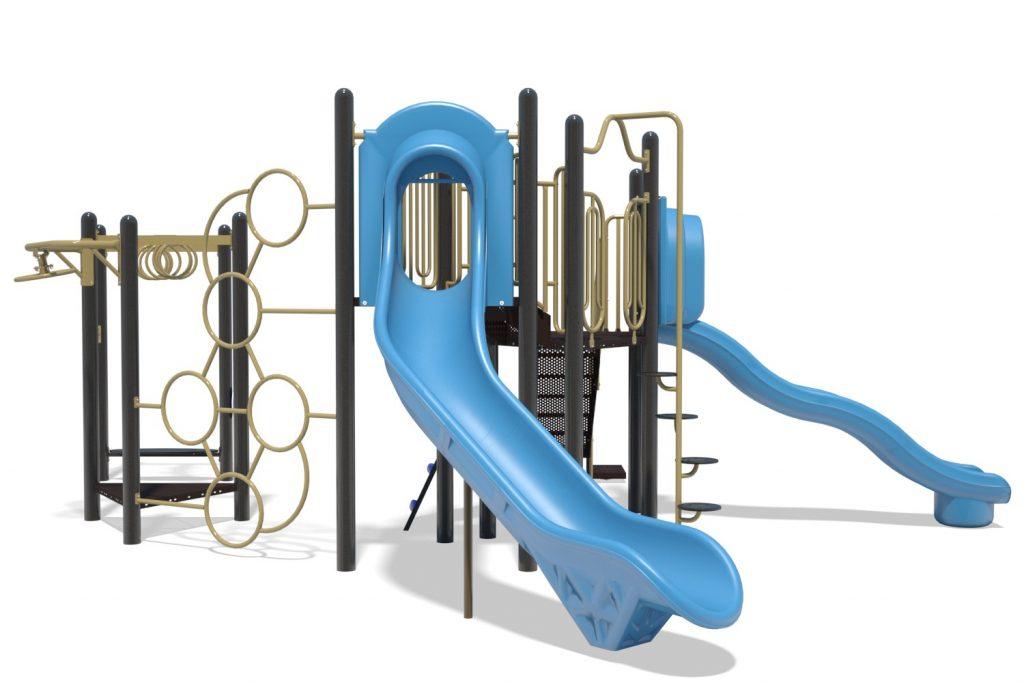 Playground Structure Model B502259R0 | Henderson Recreation