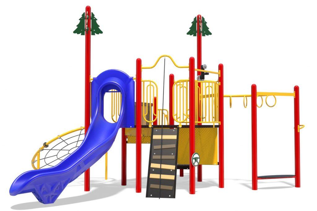 Playground Structure Model B502260R0 | Henderson Recreation