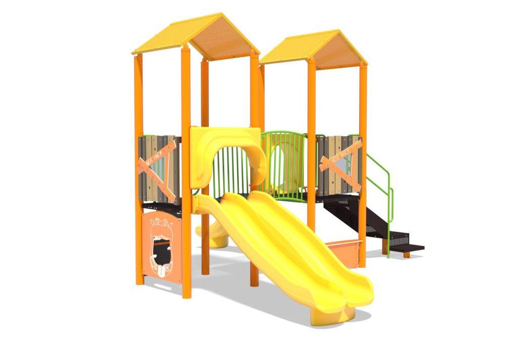 Playground Structure Model B502263R0 | Henderson Recreation