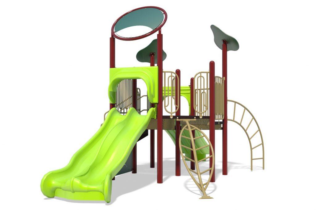 Playground Structure Model B502264R0 | Henderson Recreation