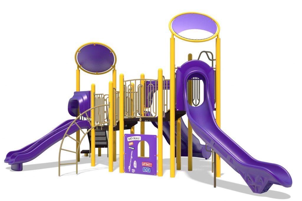 Playground Structure Model B502266R0 | Henderson Recreation