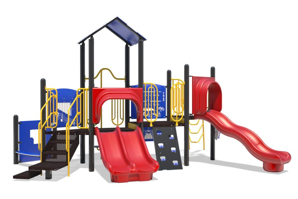 Playground Structure Model B502271R0 | Henderson Recreation