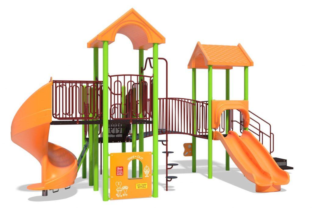 Playground Structure Model B502274R0 | Henderson Recreation